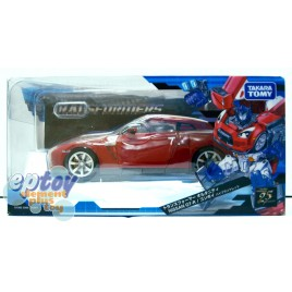 Transformers Alternity A-01 Nissan GT-R Optimus Prime Convoy Vibrant Red