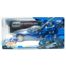 Transformers Alternity A-02 Nissan Fairlady Z Megatron Pemium Lemans Blue