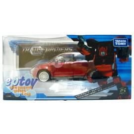 Transformers Alternity A-03 Suzuki Swift Sport Cliff Supreme Red Pearl