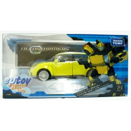 Transformers Alternity A-03 Suzuki Swift Sport Bumblebee Champion Yellow