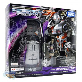 Transformers Alternity Super GT Mission GT-03 GT-R Megatron
