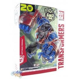 Transformers Platinum Edition 2016 Year of the Monkey Optimus Primal