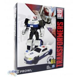 Transformers Generations Cyber Battalion Series Prowl