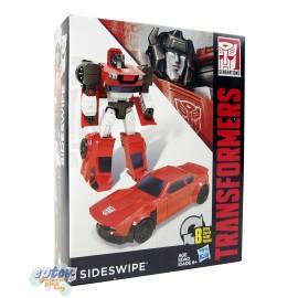Transformers Generations Cyber Battalion Series Sideswipe