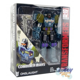 Transformers Generations Combiner Wars Voyager Class Onslaught