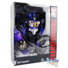 Transformers Generations Combiner Wars Leader Class Skywarp