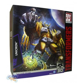 Transformers Generations Platinum Edition Unicron