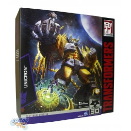 Transformers Generations Platinum Edition Unicron