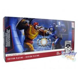 Transformers Platinum Edition Rise of Rodimus Prime Galvatron Set