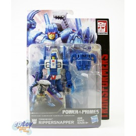 Transformers Generations Power of the Primes Deluxe Class Rippersnapper