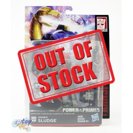 Transformers Generations Power of the Primes Deluxe Class Sludge