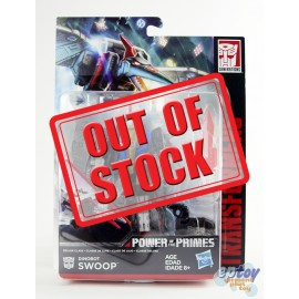 Transformers Generations Power of the Primes Deluxe Class Dinobot Swoop