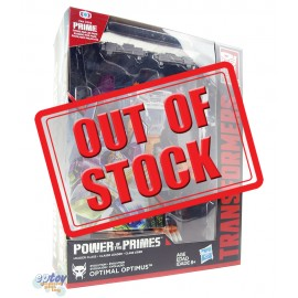 Transformers Generations Power of the Primes Leader Class Evolution Optimal Optimus