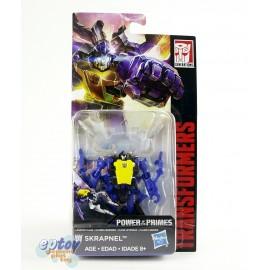 Transformers Generations Power of the Primes Legends Class Skrapnel