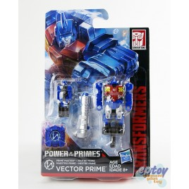 Transformers Power of the Primes Prime Master Metalhawk Vector Prime