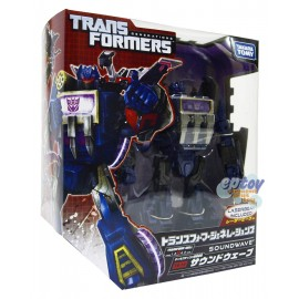 Transformers Generations TG-13 Soundwave & Laserbeak