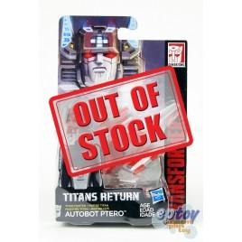 Transformers Titans Return Titan Master Autobot Ptero