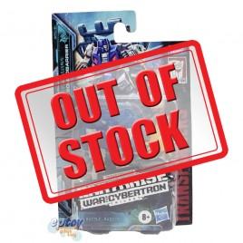 Transformers WFC Earthrise War For Cybertron Battle Masters E01 Soundbarrier