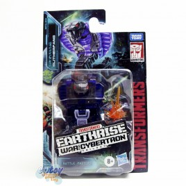 Transformers WFC Earthrise War For Cybertron Battle Masters E13 Slitherfang