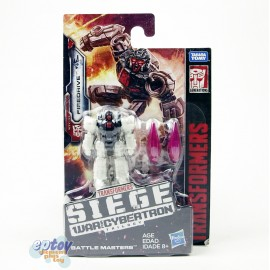 Transformers WFC SIEDE War For Cybertron Battle Masters Firedrive