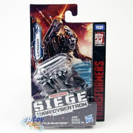 Transformers WCF SIEDE War For Cybertron Battle Masters Lionizer