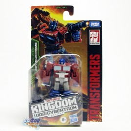 Transformers WFC Generations Kingdom War For Cybertron Core Class K1 Optimus Prime
