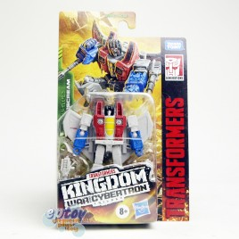 Transformers WFC Generations Kingdom War For Cybertron Core Class WFC-K12 Starscream