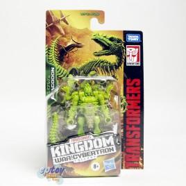 Transformers WFC Generations Kingdom War For Cybertron Core Class K22 Dracodon