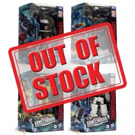 Transformers WFC Earthrise War For Cybertron Deluxe Class Trailbreaker Fasttrack Sunstreaker Runamuck Set