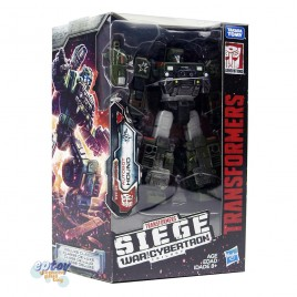 Transformers WFC SIEDE War For Cybertron Deluxe Class Autobot Hound
