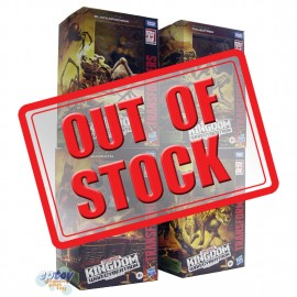 Transformers WFC Kingdom War For Cybertron Deluxe Class Cheetor Blackarachnia Warpath Paleotrex set of 4
