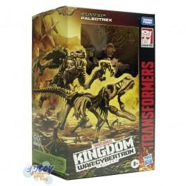 Transformers WFC Kingdom War For Cybertron Deluxe Class K7 Paleotrex