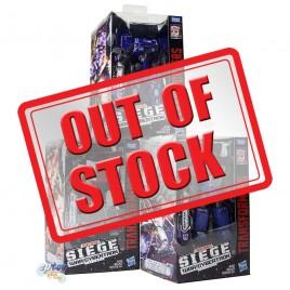 Transformers WFC SIEDE War For Cybertron Deluxe Class Red Alert Refraktor Brunt