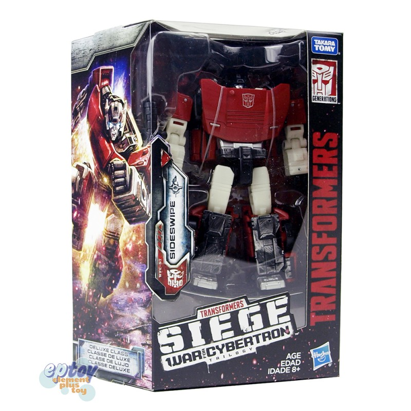 Transformers WCF SIEDE War For Cybertron Deluxe Class Skytread Hound COG Sideswipe Set