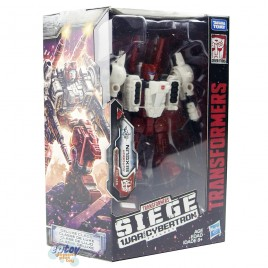 Transformers WFC SIEDE War For Cybertron Deluxe Class Autobot Sixgun