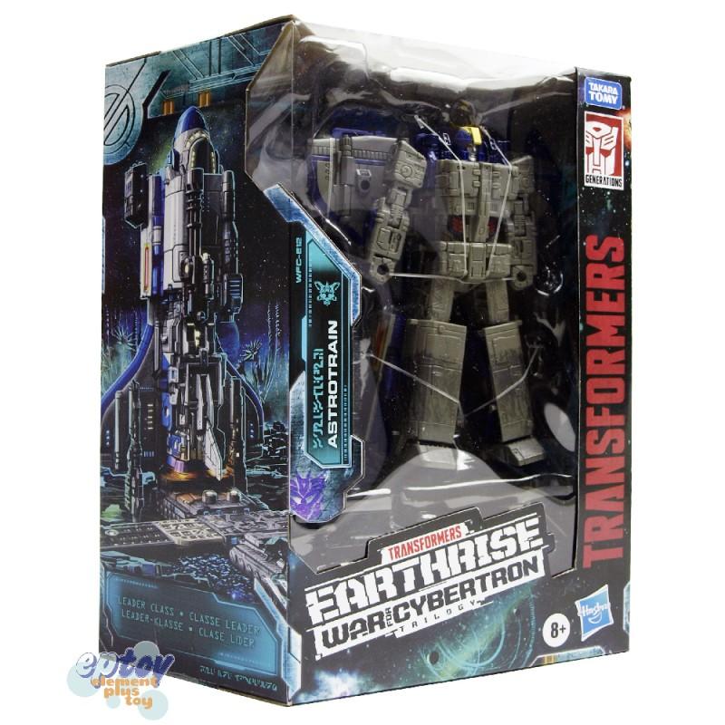 Transformers WFC Earthrise War For Cybertron Leader Class E12 Astrotrain