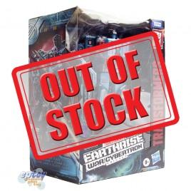 Transformers WFC Earthrise War For Cybertron Leader Class E23 Doubledealer
