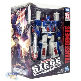 Transformers WFC SIEDE War For Cybertron Leader Class S13 Ultra Magnus