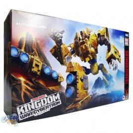 Transformers WFC Kingdom War For Cybertron Trilogy Titan Class K30 Autobot ARK