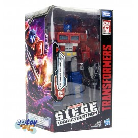 Transformers WFC SIEDE War For Cybertron Voyager Class S11 Optimus Prime
