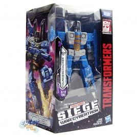 Transformers WFC SIEDE War For Cybertron Voyager Class S39 Thundercracker
