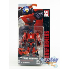 Transformers Generations Titans Return Legends Class Roadburn