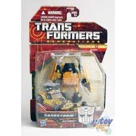Transformers Generations Scout Class Autobot Sanostorm