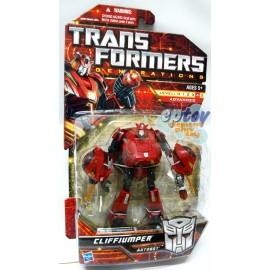 Transformers Generations Deluxe Class Cliffjumper