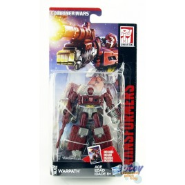 Transformers Generations Combiner Wars Legends Class Warpath