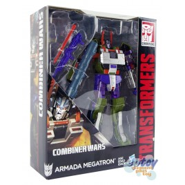 Transformers Generations Combiner Wars Leader Class Armada Megatron