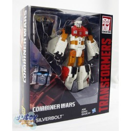Transformers Generations Combiner Wars Voyager Class Wars Silverbolt