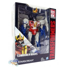 Transformers Generations Combiner Wars Leader Class Starscream