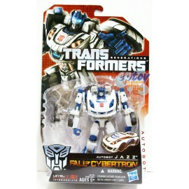 Transformers Generations Fall Of Cybertron Deluxe Class Autobot Jazz