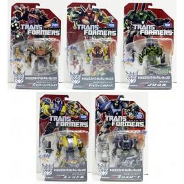 Transformers Generations TG03-07 Giant Warrior Bruticus Set